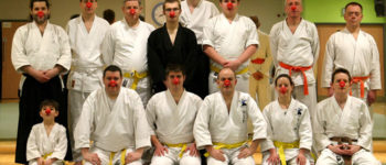 Aikido for charity