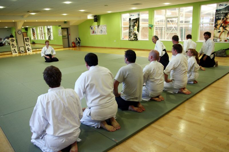 Japanese AMartail Arts - Aikido in Suffolk